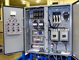 Delta T Equipment | SyncroFlo | Featured Product | Control Panels