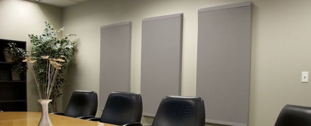 Delta T Equipment | IAC Accoustics | Featured Product | Varitone Absorption Panels