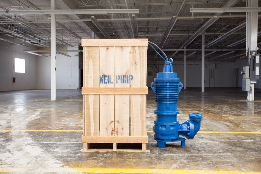 Delta T Equipment   Weil Pump   Featured Product   Submersible Pumps