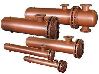 Delta T Equipment | Thrush Co., Inc. | Featured Product | Steam To Water U-Tube Heat Exchanger