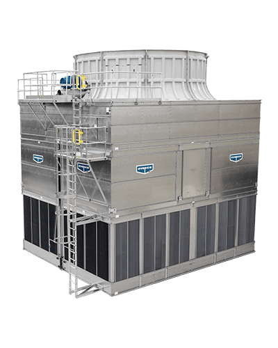 Delta T Equipment | EVAPCO, Inc. | Featured Product | AT Atlas Modular Cooling Tower