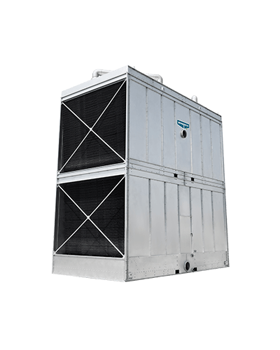 Delta T Equipment | EVAPCO, Inc. | Featured Product | AXS Cooling Tower
